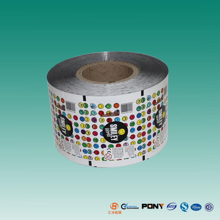 Packaging Coil Film